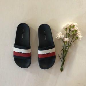 Tommy Hilfiger Slide Sandals